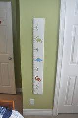 Dinosaur Growth Chart - Homeworks Etc Kids