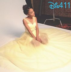 Behind The Scenes Photo Of China Anne McClain's Glitter Magazine Shoot April 2014 Disney Channel Stars, Disney Stars, China Mclain, Sierra Mcclain, Blow Dry Natural Hair, Disney Actresses, China Anne Mcclain, Pretty Black Girls, Scene Photo