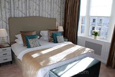 The lovely one bedroom Leicester vacation rental in Notting Hill, Rent In London, West London, London Apartment, Studio Apartment, London Property, Property For Sale, Notting Hill, Leicester, One Bedroom