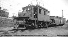 New haven railroad der 1b alco dl 109 locomotive 0740 for New penn motor freight tracking