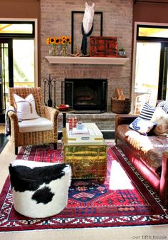 mantel styling tips