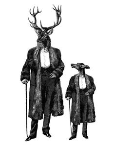 Father and Son by Dan Hillier