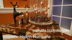 Mejestic Hearth Hurricane. October Hosts get this amazing hurricane at a super low price. http://partylite.biz/mikegallo