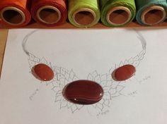 """How to Macrame"" Macrame Owl, Macrame Knots, Macrame Necklace, Macrame Jewelry, Micro Macrame Tutorial, Half Hitch Knot, Micro Macramé, Art Necklaces, Macrame Projects"