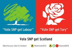 Vote SNP in May - give Scotland a fighting voice at Westminster!