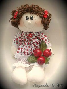A postagem de hoje é para atender as solicitações de algumas meninas que me pediram o molde da boneca Malú. Todas que me solicitaram o ...