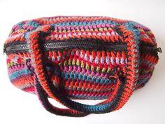 VMSom Ⓐ Koppa: Crocheted BAG