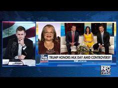 Fake News Invasion: Alveda King Says Trump's Not Racist, Liberal News ...