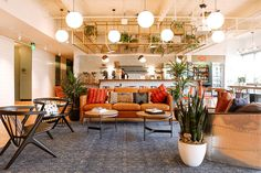 """WeWork,a$16 billion tech unicornthat leases out private offices and co-working spaces to creative freelancers and innovative startups across the globe, recently opened a new campus in Pasadena, Los Angeles. """"Occupying ... Read More"""