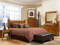 Union Square Queen Bedroom