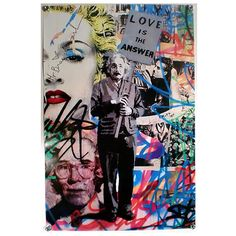 Mr.Brainwash Love is the Answer