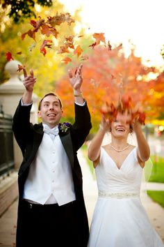 if only it were a fall wedding...