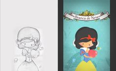 Desenho pego na internet e vetorizado e colorido por mim.