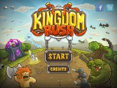 """Kingdom Rush"" Developed by Ironhide Game Studio (2011)"