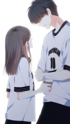 美しいカップル! ♥♥-アニメ- - Everything About Anime Couple Anime Manga, Couple Amour Anime, Anime Couples Drawings, Anime Love Couple, Anime Couples Manga, Poses Anime, Kawaii Anime, Anime Cupples, Cute Couple Drawings