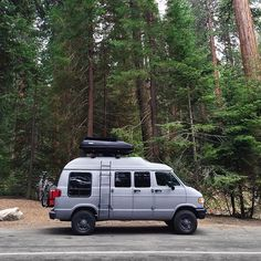 I took my grandmother's 20 year old van and personally customized it into my dream adventure-mobile. After selling almost everything I owned I hit the road to follow my passion as an outdoor adventure photographer.  A year and a half later I am still cruising and it's been one of the best experiences of my life! Get out there!  #VanLife #homeiswhereyouparkit