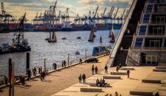 Start-ups in Hamburg: Perle mit Komplexen - WiWo Gründer Go Car, World Economic Forum, Pedestrian, Climate Change, Madrid, Sidewalk, Around The Worlds, Urban, City