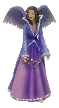 #3500 Winter Angel Figurine by the Fairy Society