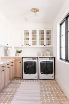 Cabinet Paint Colors, Laundry Room Inspiration, Laundry Room Design, Laundry Rooms, Laundry Closet, Small Laundry, Kitchen Cabinetry, Lowes Home Improvements, Home Interior