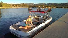 Big Bear Lake Rental -Moomba V-Drive Wakeboard Boat | @ Fun2Rent https://fun2rent.com/Rentals/Boats/Powerboat/Moomba-Wakeboard-Boat.html