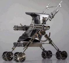 Terminator Stroller
