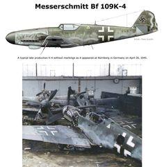Messerschmit Bf 109K-4