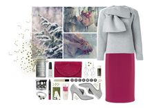 """""""Winter Moon"""" by snorkfroeken ❤ liked on Polyvore featuring Major Moonshine, Nougat, NOVICA, Zoe Lee, NARS Cosmetics, Guinot, Jayson Home, Origins and MSGM"""
