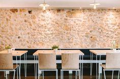 Good Goût - Les Louves Brand Content et 4 Expériences dans 4 villes de France sur la diversification du goût. Restaurants, Industrial Table, Conference Room, Bar, Kitchen, Furniture, Home Decor, France, Content