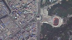 Piedra OnLine: Video: La EEI capta imágenes detalladas de Corea d...