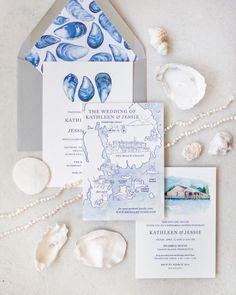 Beautiful Blush Destination Beach Starfish Country Travel Rustic Wedding Paddle Purple Wedding Program Fan Ceremony Lillac