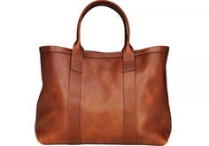 Leather Working Tote x Lotuff