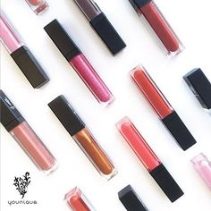 What color #LipGloss will you wear this weekend?  #LipMixLove