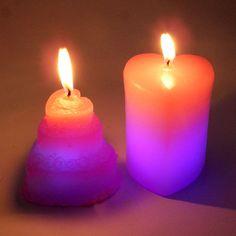 Color Changing Candles | Color Changing Candle with Wick (C-2)