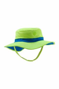 52bbabc7 Infant Splashy Bucket Hat: Sun Protective Clothing - Coolibar. Perfect for  baby boy :