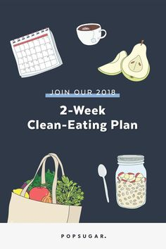 This two-week plan will help you clean up your diet and features easy-to-make recipes, printable shopping lists, and weekly menus.