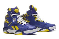 REEBOK SHAQ ATTAQ (PURPLE/YELLOW) | Sneaker Freaker