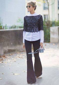 helena-bordon-street-style-flare-pants-shirt-casual