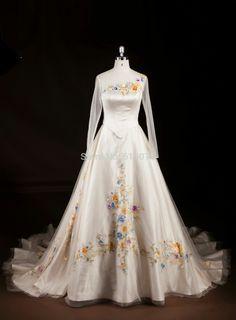 Vestido de novia de cenicienta pelicula 2015