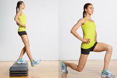 Home Gym: Viele Läufer überlasten Ihre Kniescheibensehne übermäßig, weil Ihre Hüftmuskeln zu schwach sind. Führen Sie präventiv diese vier Übungen aus.