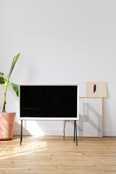 Zo zorg je ervoor dat je televisie perfect past in je interieur - Roomed