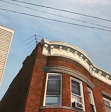 I am a Columbus based fine artist with a focus on depicting the American urban landscape through the vehicle of paintings, and drawings. German Village, Italian Village, American Realism, Alleyway, Built Environment, Nocturne, Urban Landscape, Artist Painting, Holland