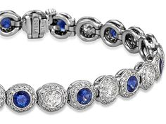 Ritani's new sapphire and diamond collection!