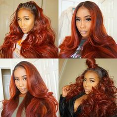 Ombr orange hair looking for hair extensions to refresh your hair obsessed wth this hair color sisterspd