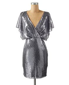 Beautiful New Years Eve Dress by Jessica Simpson.
