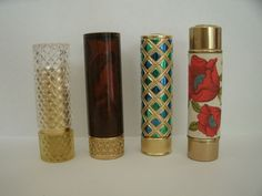 Vintage Lipsticks...always loved sitting at my nanny's makeup table as a kid.
