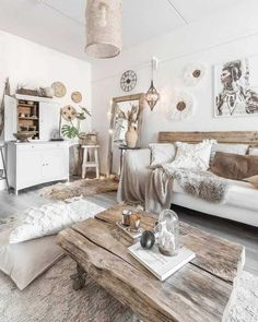 Latest and Stylish Home Decor Design and Lifestyle Ideas - . Bohemian Latest and Stylish Home Decor Design and Lifestyle Ideas - .,Bohemian Latest and Stylish Home Decor Design and Lifestyle Ideas - . Boho Living Room, Home And Living, Living Room Decor, Modern Living, Nordic Living, Bohemian Living, Living Rooms, Bohemian House, Bohemian Style
