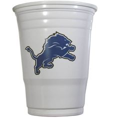 """Checkout our #LicensedGear products FREE SHIPPING + 10% OFF Coupon Code """"Official"""" Detroit Lions Plastic Game Day Cups - Officially licensed NFL product Licensee: Siskiyou Buckle 18 ounce disposable cups Sold in 18 count sleeves A must have for any game day event Detroit Lions colored cups with logo - Price: $25.00. Buy now at https://officiallylicensedgear.com/detroit-lions-plastic-game-day-cups-fgdc105w"""