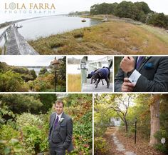 Mandy and Kevin | Wychmere Beach Club | Boston Wedding Photographer | Lola Farra Photography