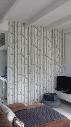 #wallpaper Woods & Pears from Cole & Son
