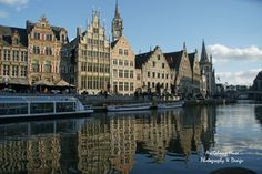 Sunny Day in Ghent!